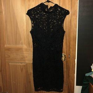 Dresses & Skirts - Semi-formal tight black dress